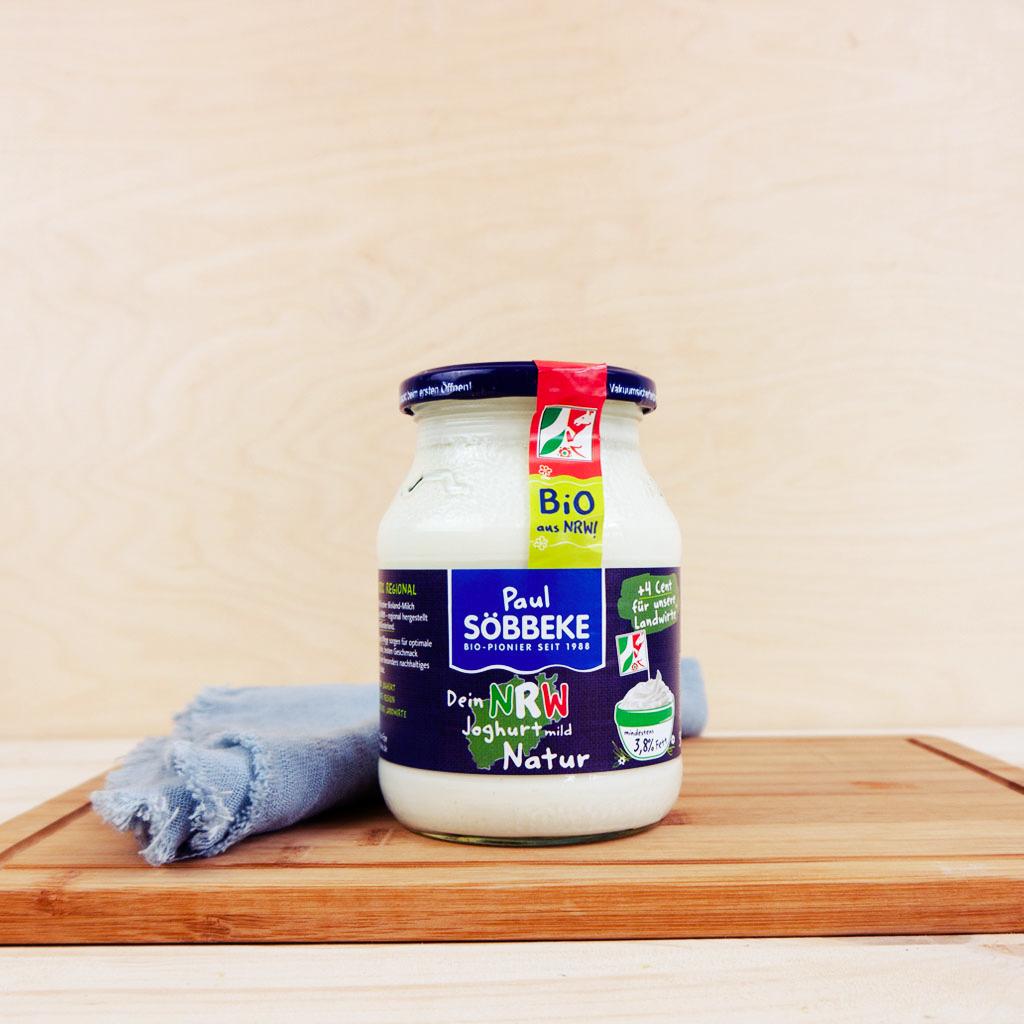 Joghurt Natur NRW 3,8% (Bio)