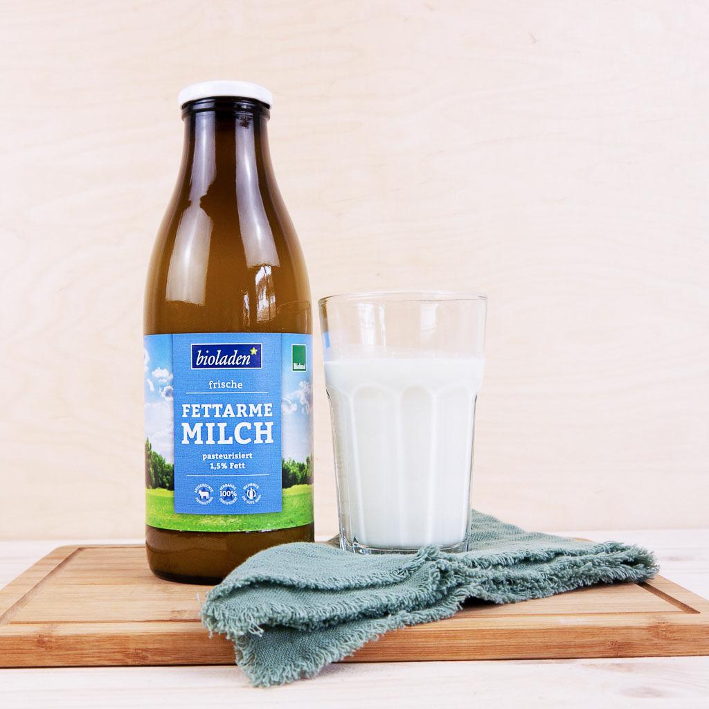 Milch 1,5%  (Bio)